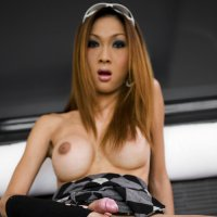 Yoyo is a perfect Ladyboy