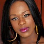 Ebony TS babe who loves to bottom