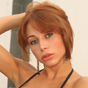 This tranny is the newest sensation in the shemale world! Sweet & feminine but loves nothing more than showing off her rock hard dick
