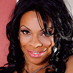 Sasha peels of lingerie to reveal meaty shedick!