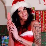 Morgan Bailey shares her Christmas wishes with you