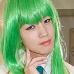 Punky Kanato loves to play dress up