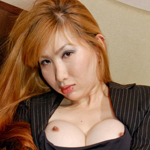 North-eastern beauty Sayaka has gorgeous long hair reaching to her hips. She devastates men in dance clubs with her voluptuous G-cup tits, milky white skin and sexy looks