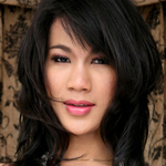 Cute ladyboy shows off her hot body