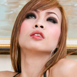 Hottie Ge who works at Obsessions in Pattaya gets naked at Ladyboy Ladyboy