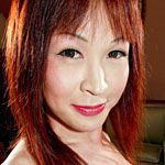 Here comes one of the top newhalf super-star escorts in Tokyo, Hinako!