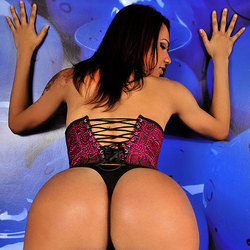 Brazilian ts doll with a hot round ass