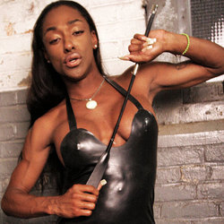 Natalia Takes No Excuses And Accepts Only Total Submission